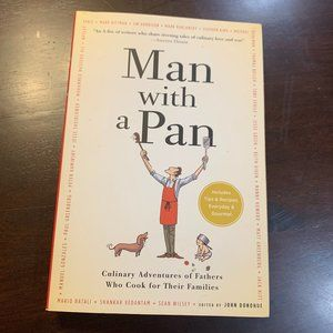 Man with a Pan by John Donahue